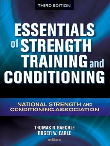 Certified Strength and Conditioning Specialist Questions Essentials of Strength Training and Conditioning