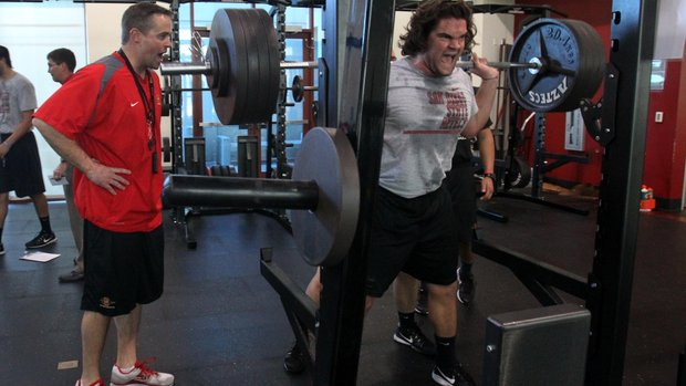 strength conditioning coach