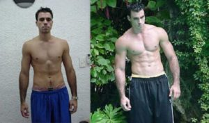 lifting before after