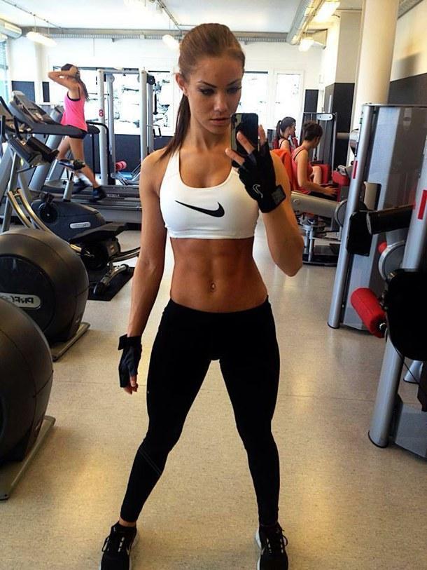 Фитнес герл