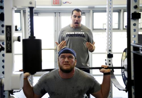 strength coach