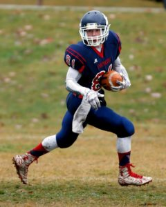 football receiver