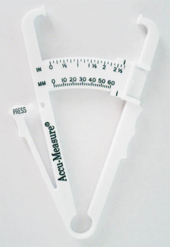 body fat calipers